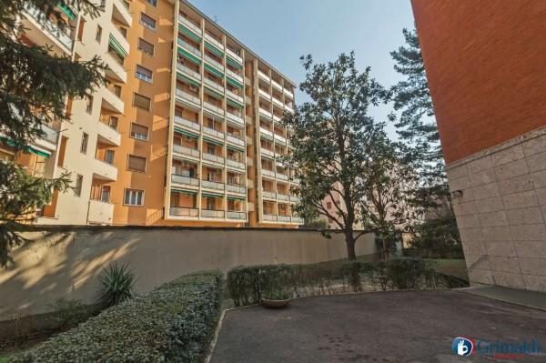 Appartamento in vendita a Milano, Con giardino, 115 mq - Foto 33