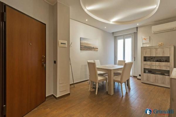 Appartamento in vendita a Milano, Con giardino, 115 mq - Foto 27