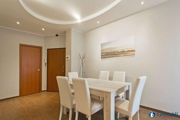 Appartamento in vendita a Milano, Con giardino, 115 mq - Foto 29
