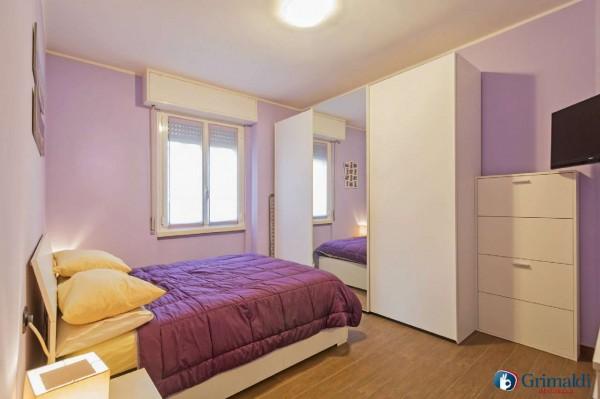 Appartamento in vendita a Milano, Con giardino, 115 mq - Foto 10