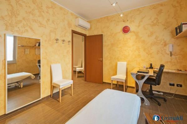 Appartamento in vendita a Milano, Con giardino, 115 mq - Foto 6