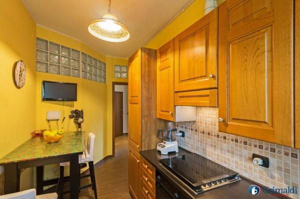 Appartamento in vendita a Milano, Con giardino, 115 mq - Foto 24