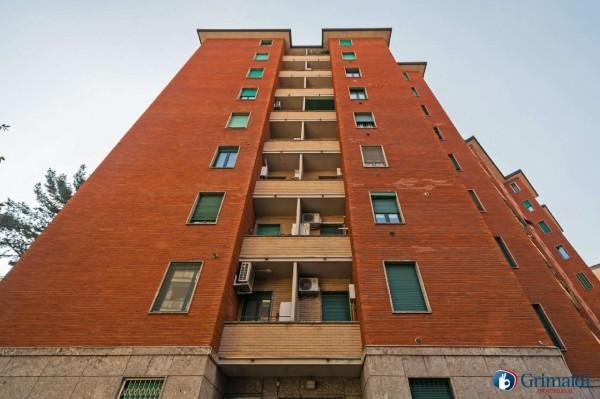Appartamento in vendita a Milano, Con giardino, 115 mq - Foto 35