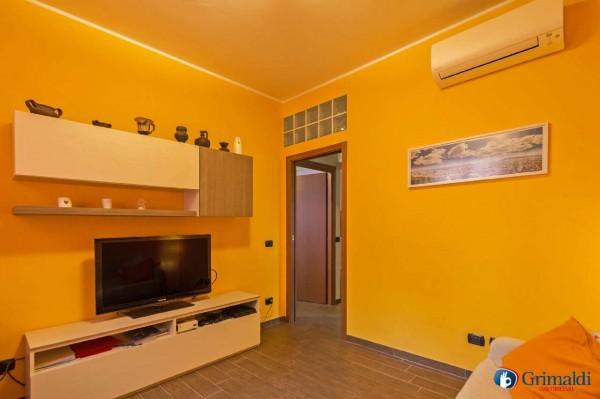 Appartamento in vendita a Milano, Con giardino, 115 mq - Foto 18