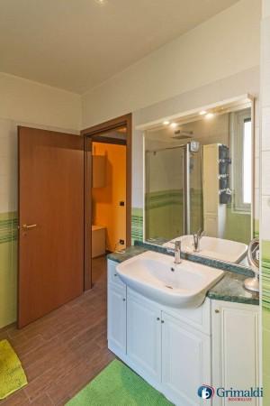 Appartamento in vendita a Milano, Con giardino, 115 mq - Foto 15