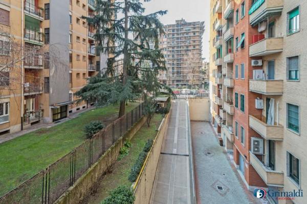 Appartamento in vendita a Milano, Con giardino, 115 mq - Foto 20