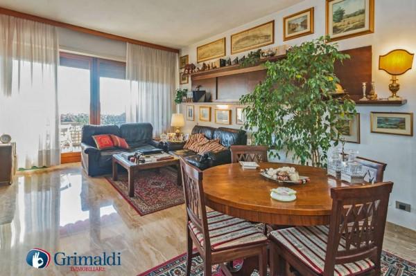 Appartamento in vendita a Milano, Con giardino, 160 mq - Foto 30