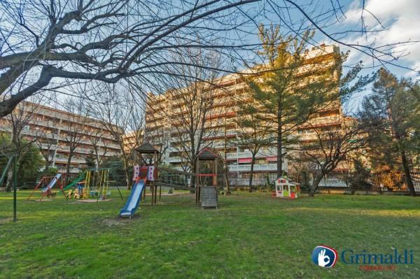 Appartamento in vendita a Milano, Con giardino, 160 mq - Foto 35