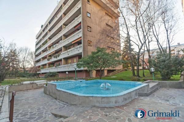 Appartamento in vendita a Milano, Con giardino, 160 mq - Foto 37