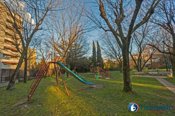 Appartamento in vendita a Milano, Con giardino, 160 mq - Foto 36