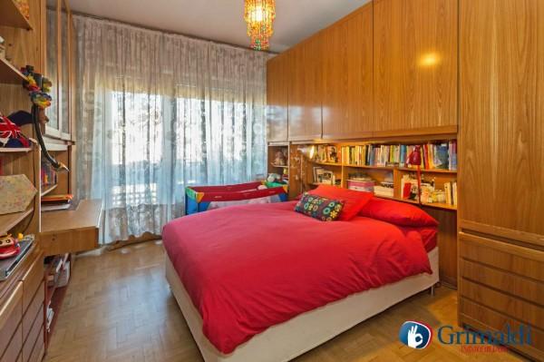 Appartamento in vendita a Milano, Con giardino, 160 mq - Foto 9