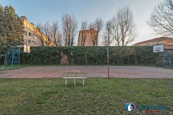 Appartamento in vendita a Milano, Con giardino, 160 mq - Foto 34