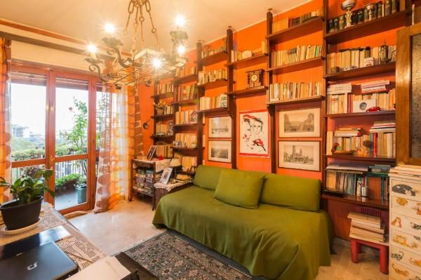 Appartamento in vendita a Milano, Con giardino, 150 mq - Foto 28