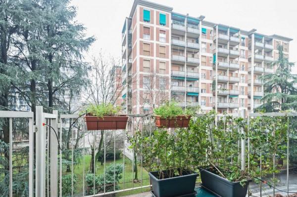 Appartamento in vendita a Milano, Con giardino, 175 mq - Foto 10
