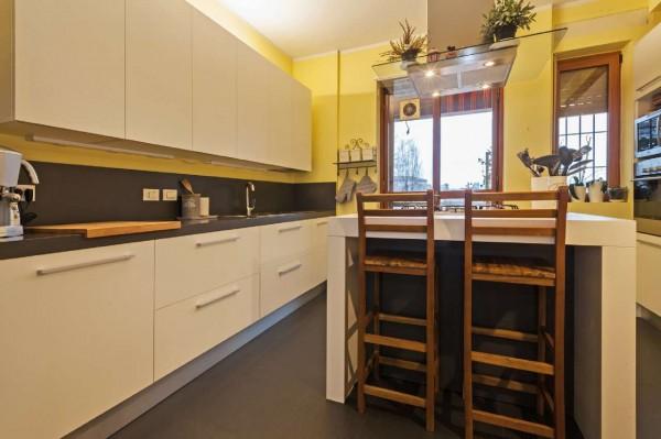 Appartamento in vendita a Milano, Con giardino, 175 mq - Foto 39