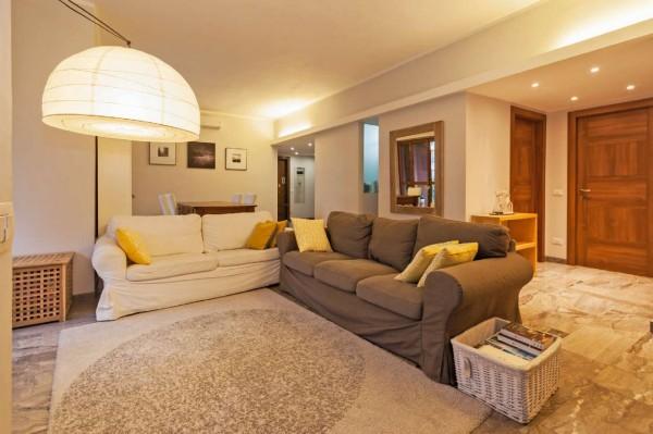 Appartamento in vendita a Milano, Con giardino, 175 mq - Foto 1