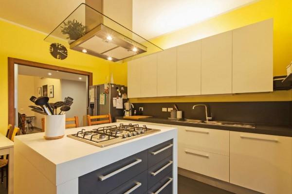 Appartamento in vendita a Milano, Con giardino, 175 mq - Foto 37
