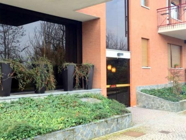 Appartamento in affitto a Torino, Precollina /centro, Arredato, con giardino, 120 mq - Foto 2