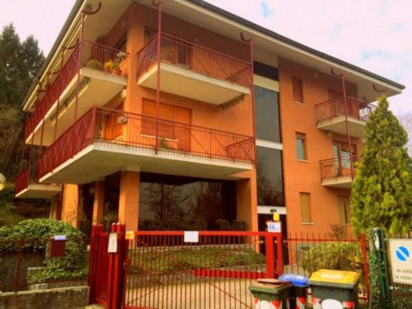 Appartamento in affitto a Torino, Precollina /centro, Arredato, con giardino, 120 mq - Foto 18