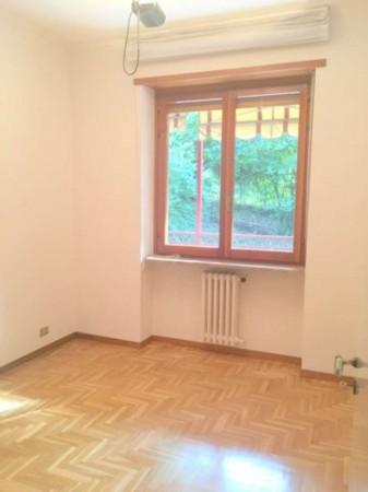 Appartamento in affitto a Torino, Precollina /centro, Arredato, con giardino, 120 mq