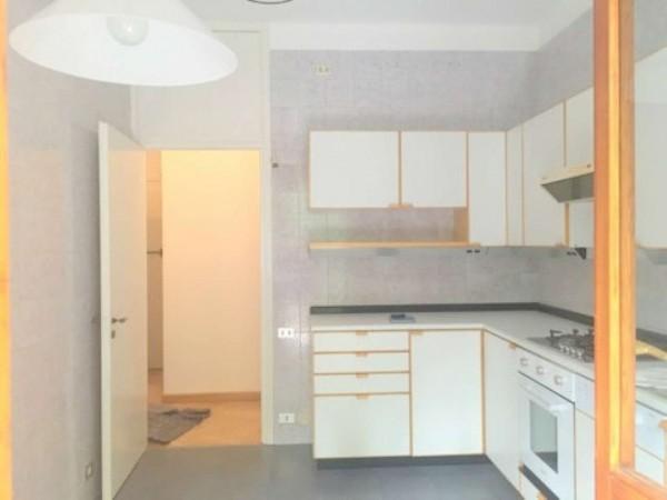 Appartamento in affitto a Torino, Precollina /centro, Arredato, con giardino, 120 mq - Foto 11