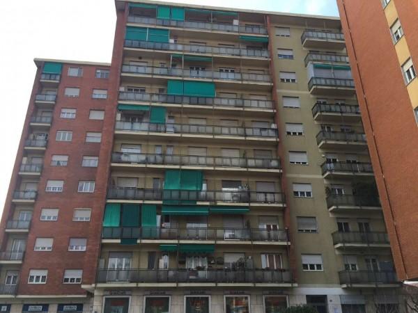Appartamento in vendita a Torino, Lucento, Con giardino, 60 mq
