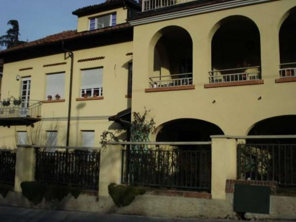 Appartamento in affitto a Torino, Viale Thovez, Con giardino, 80 mq