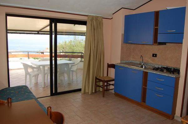 Appartamento in affitto a Centola, Palinuro, Con giardino, 40 mq - Foto 8