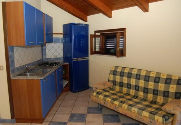 Appartamento in affitto a Centola, Palinuro, Con giardino, 40 mq - Foto 5