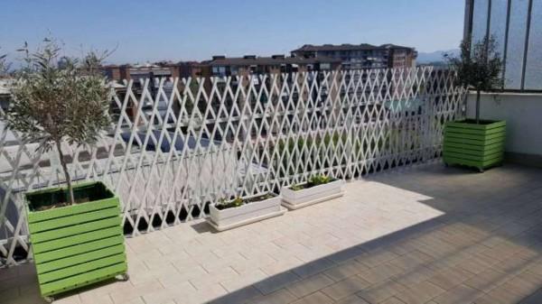 Appartamento in vendita a Torino, Rebaudengo, Arredato, 60 mq