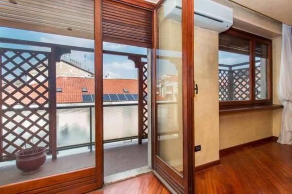 Appartamento in vendita a Torino, Crocetta, 220 mq - Foto 18