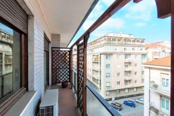 Appartamento in vendita a Torino, Crocetta, 220 mq - Foto 5