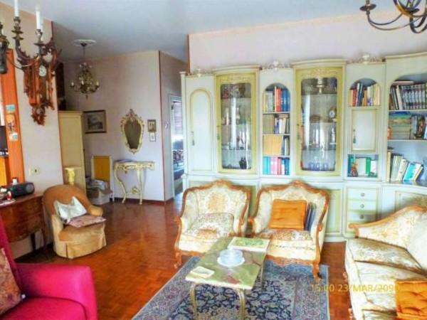 Appartamento in vendita a Torino, Centro Europa, Con giardino, 130 mq - Foto 17