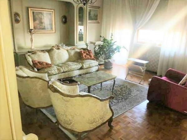 Appartamento in vendita a Torino, Centro Europa, Con giardino, 130 mq - Foto 12