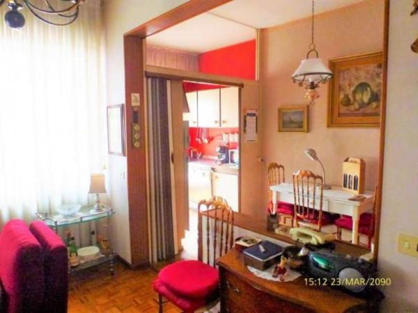 Appartamento in vendita a Torino, Centro Europa, Con giardino, 130 mq - Foto 8