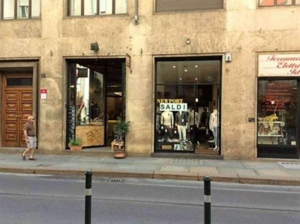 Negozio in vendita a Torino, Via Roma, 90 mq - Foto 1
