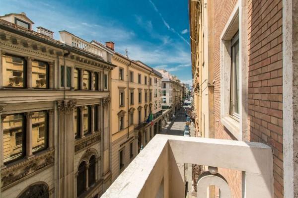 Appartamento in affitto a Torino, Piazza Solferino, 195 mq
