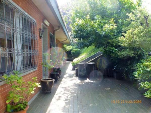 Villa in vendita a Torino, Colle Della Maddalena, Con giardino, 500 mq - Foto 16