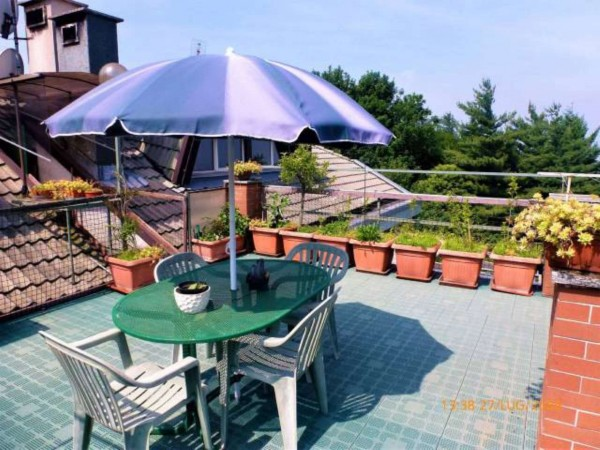 Villa in vendita a Torino, Colle Della Maddalena, Con giardino, 500 mq - Foto 1