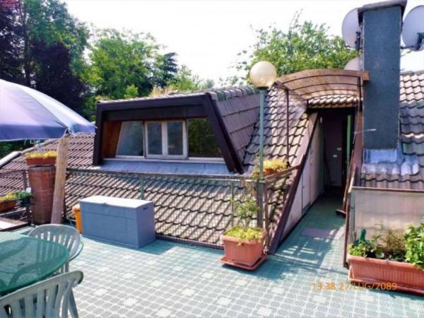 Villa in vendita a Torino, Colle Della Maddalena, Con giardino, 500 mq - Foto 20