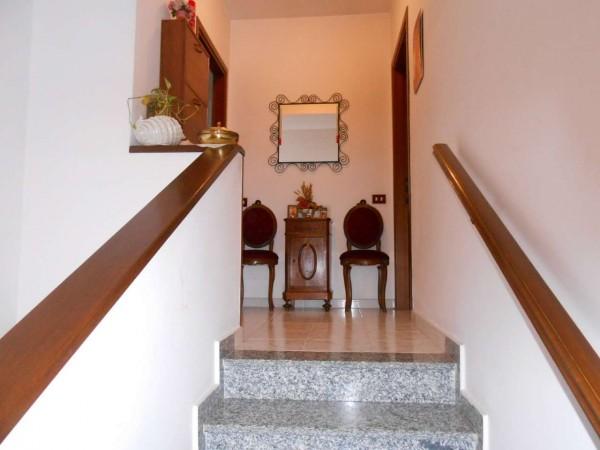 Villetta a schiera in vendita a Palazzo Pignano, Scannabue, Con giardino, 180 mq - Foto 23