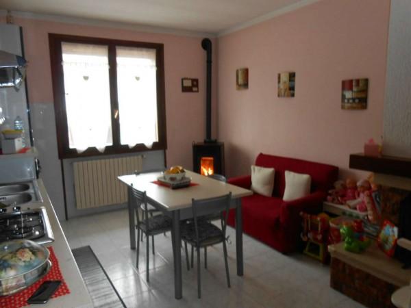 Villetta a schiera in vendita a Palazzo Pignano, Scannabue, Con giardino, 180 mq - Foto 24