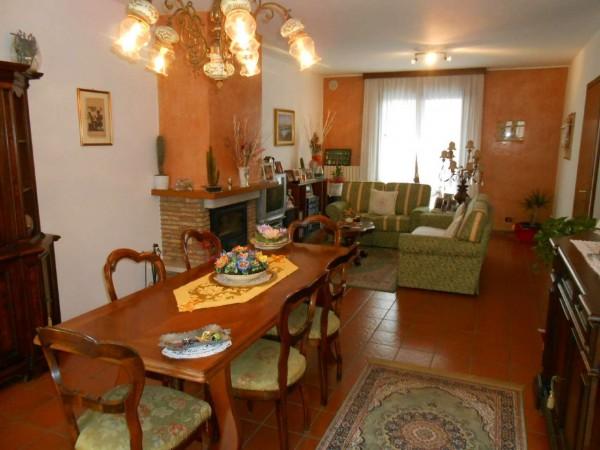 Villetta a schiera in vendita a Palazzo Pignano, Scannabue, Con giardino, 180 mq - Foto 25