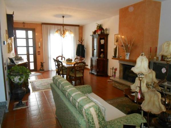 Villetta a schiera in vendita a Palazzo Pignano, Scannabue, Con giardino, 180 mq - Foto 1