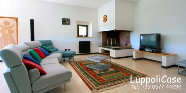 Villa in vendita a Castelnuovo Berardenga, Arredato, con giardino, 900 mq - Foto 18
