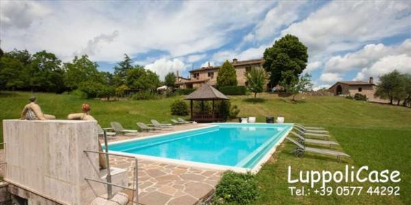 Villa in vendita a Castelnuovo Berardenga, Arredato, con giardino, 900 mq - Foto 24