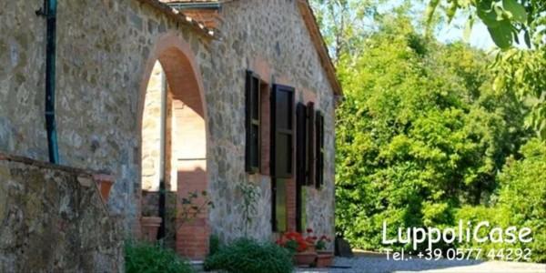 Villa in vendita a Castelnuovo Berardenga, Arredato, con giardino, 900 mq - Foto 31
