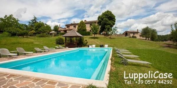 Villa in vendita a Castelnuovo Berardenga, Arredato, con giardino, 900 mq - Foto 10