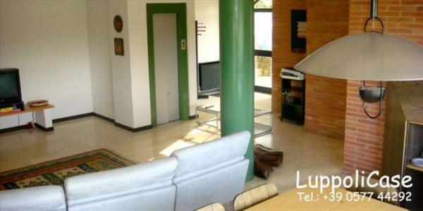 Villa in vendita a Castelnuovo Berardenga, Arredato, con giardino, 900 mq - Foto 28