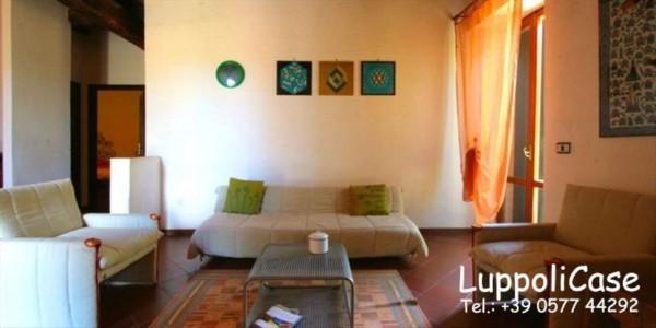 Villa in vendita a Castelnuovo Berardenga, Arredato, con giardino, 900 mq - Foto 38